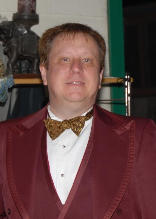 William in Bow Tie